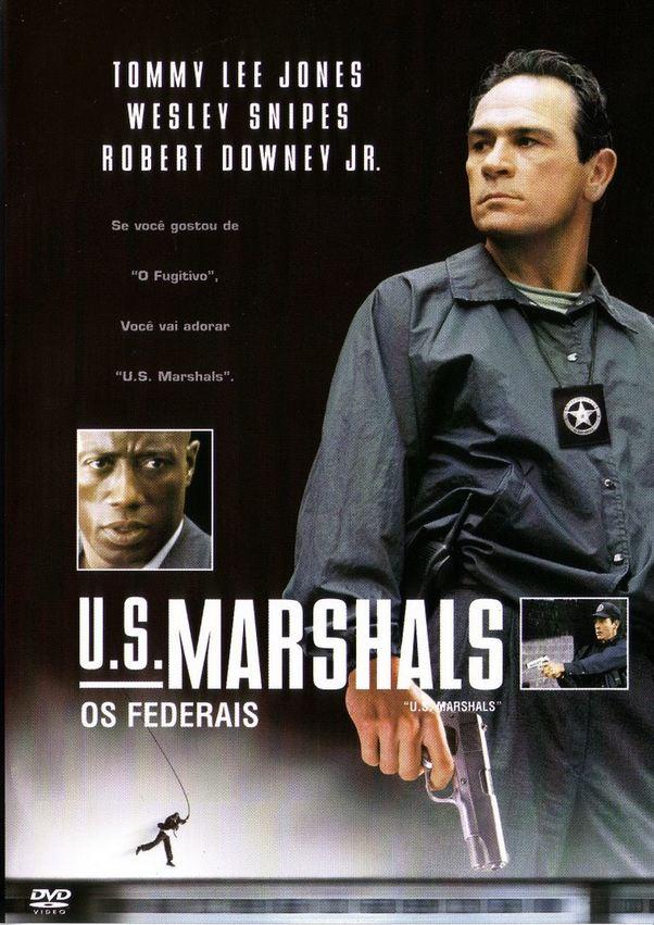 U.S. Marshals – Os Federais Dublado 1998
