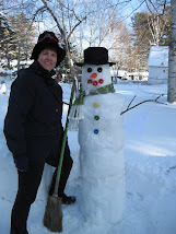 Frosty Meets Deb