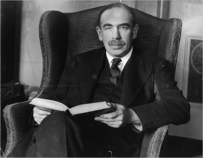 chicago freedom forum: John Maynard Keynes on FDR (and Obama)