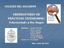 Voluntariado a Río Negro
