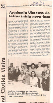 ACADEMIA - DIRETORIA 1998