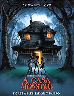 Baixar Filme A Casa Monstro – Dublado Download