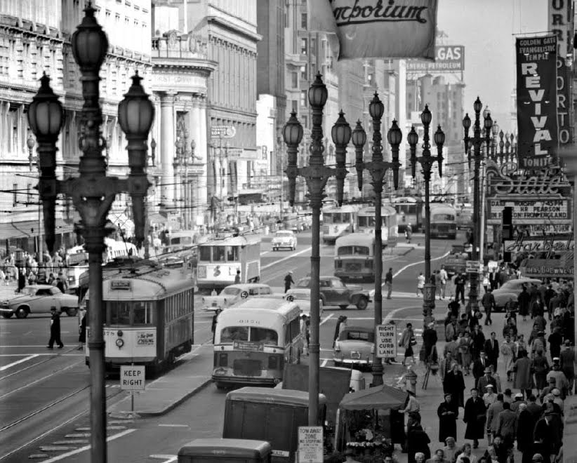 "Claire de Lune: A Must See: Fred Lyon's ""San Francisco Then"""