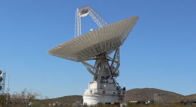 Historic Deep Space Network Antenna