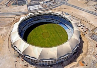 Dubai Sports City to host ICC World Twenty20 Qualifier