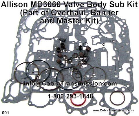 Cobra Transmission Parts 1 800 293 1848 Allison World