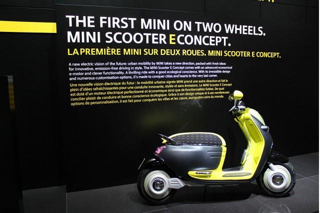 Mini E 250 Bmw Chief Designer Adrian Van Hooydonk Talks About The