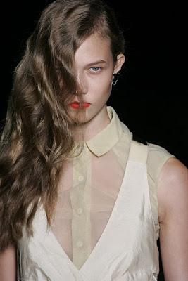 Favorit hår og makeup for Spring 2009