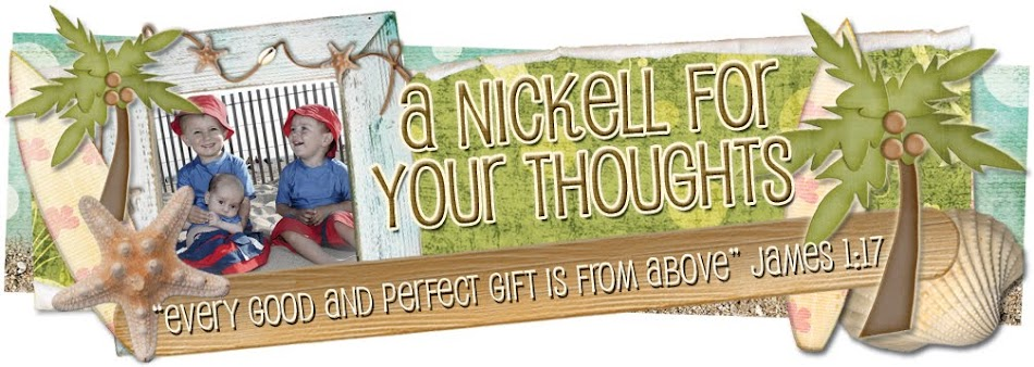 A Nickell for Your Thoughts