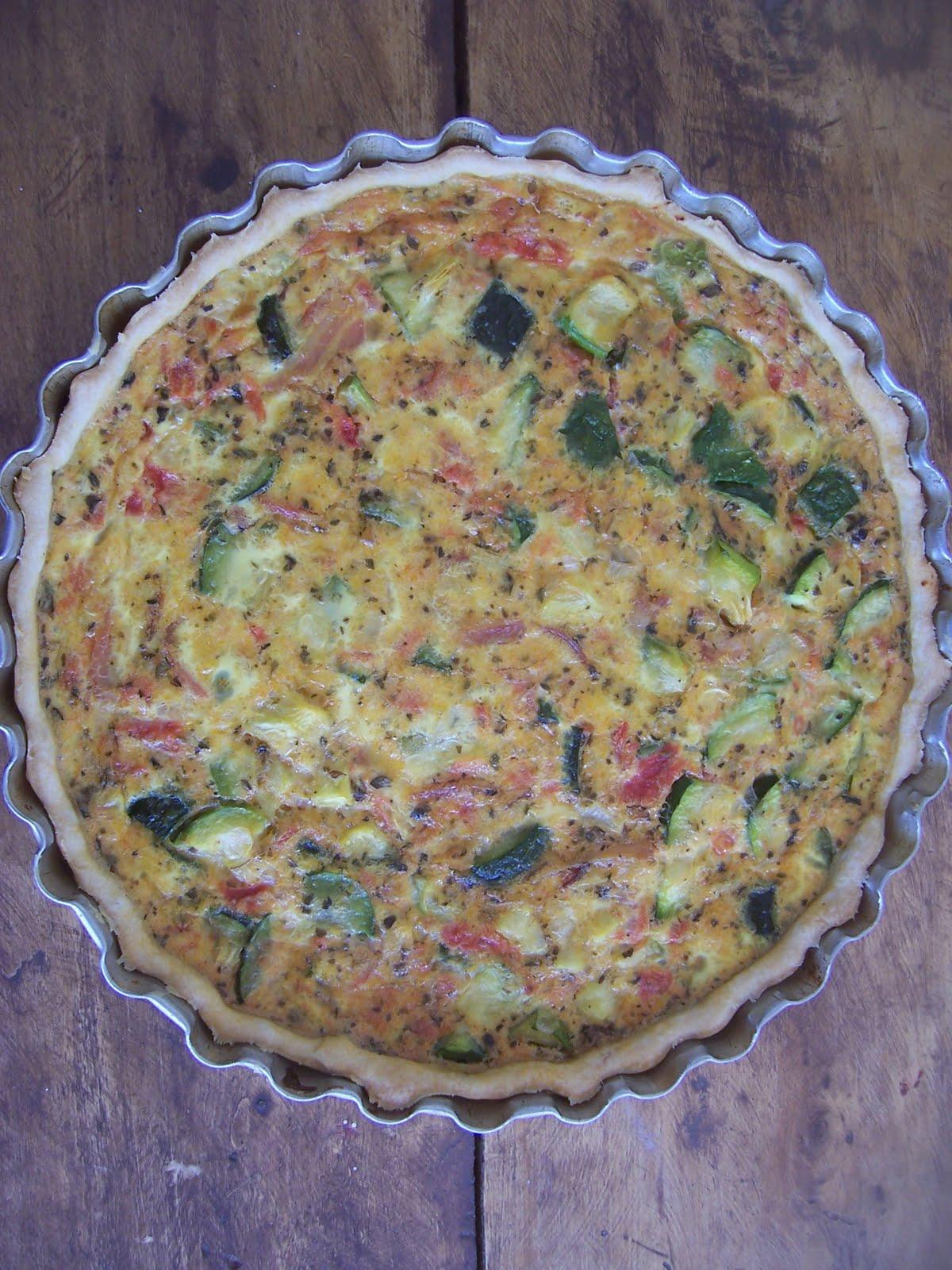 Dans la cuisine d 39 audrey tarte proven ale - La petite cuisine d audrey ...