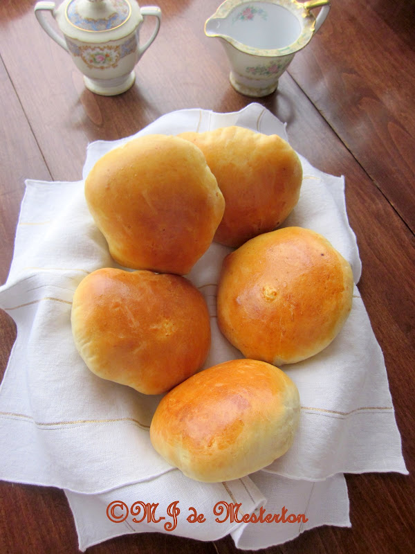 See Elegant Bread for M-J's Recipe title=