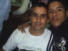 Serginho e Nathan (aluno do Maluhy)