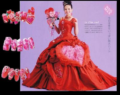 Wedding Nails Fashion in 2010-2