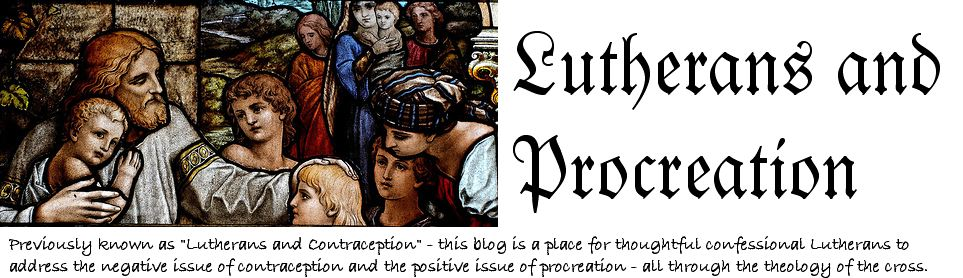 Lutherans and Procreation