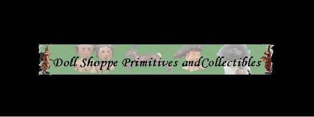DollShoppe :  Primitives & Collectibles