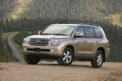 Toyota Land Cruiser Features & specifications