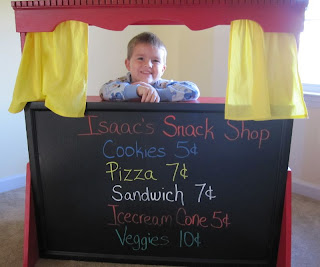 snack shop