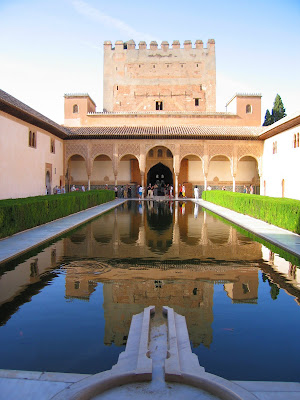 Alhambra+Patio+de+los+Arrayanes+-+photo+