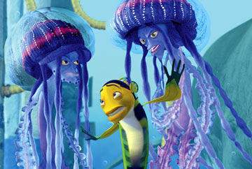 Shark Tale Jellyfish