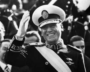Gral. Juan Domingo Peron