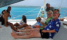 Sailing the Grenadines, 2009