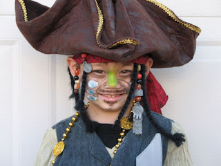 Captain Jackson Curtis Wellington Manullang Sparrow