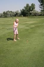Aubree Golfing