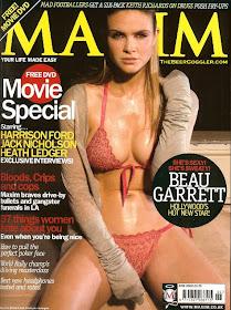 Hot beau garrett Emma Roberts