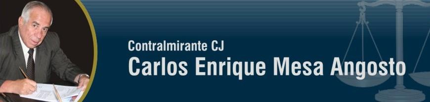 Carlos Enrique Mesa Angosto