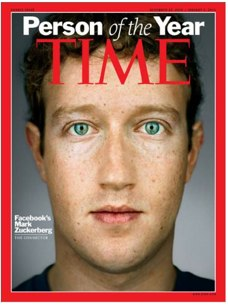 Mark Zuckerberg, Person Of The Year, Time Magazine