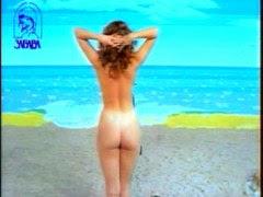 Анжелика Варум полностью и совсем голая 2013-2014, голые груди и.