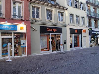ORANGE rue Cuvier à Montbeliard, à la place de Jennyfer 560a54881b70