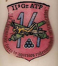 ESCUDO DEL 2º GRUPO ATP.