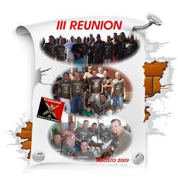 3ª REUNION VETERANOS RACA 14.