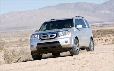 Automobile Reviews Reviews 2011 Honda Pilot Touring