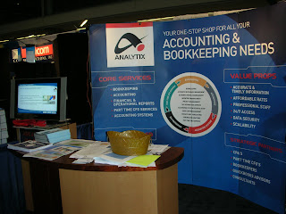 Analytix participated in New England Business XPO