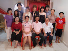 with mother's family