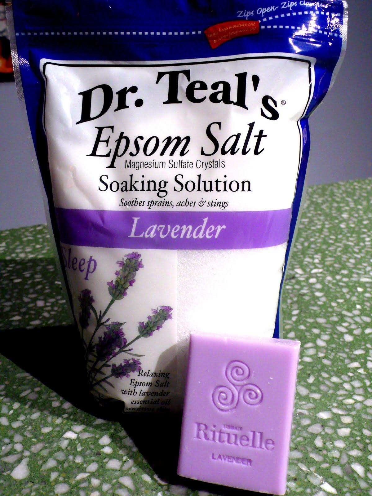 Epsom salt in hindi for Epsom salt in french