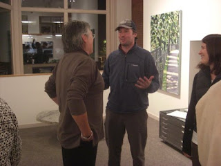 Jane Ryan: Opening Reception Photos