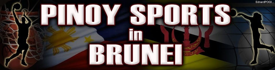 Pinoy Sports in Brunei