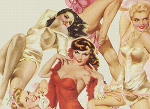 Pin Up Vargas. Vargas Pin-Up Wallpaper @ 55