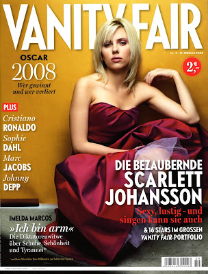johansson vanity fair. Scarlett Johansson @ Vanity Fair Germany