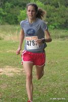 Women's 5K champion