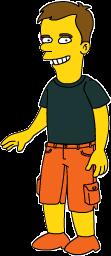 Like a Simpson!