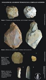 Tecnología Paleolitica