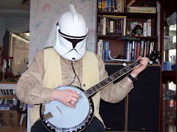 Mando banjo time