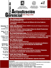Cursos en la UCLA: Actualización Gerencial (Abril – Mayo 2010)