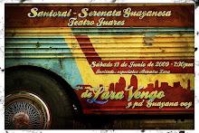 Concierto: De Lara Vengo y pa' Guayana voy