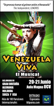 """VENEZUELA VIVA"" - El Musical"