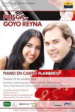 """PIANO EN CANTO FLAMENCO"", en Corp Banca Centro Cultural - Caracas"